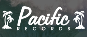 Pacific Record's logo found on their website.