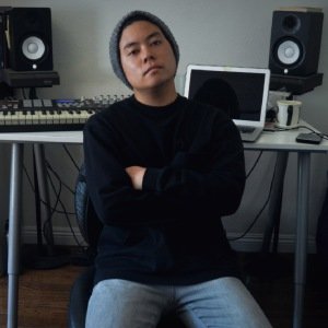Studio photo of Kubota. One of the first few posts that he made when he focused his efforts on growing his Instagram and social media page.